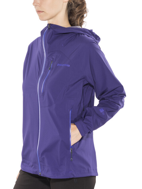 Patagonia Stretch Rainshadow Jacket Women Cobalt Blue